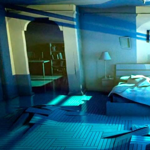 I disturbi del sonno in un viaggio da incubo